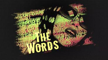 The Words: Template for Apple Motion and Final Cut Pro X Plantilla de Apple Motion