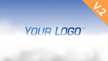 Sky Logo Reveal (V.2) - After Effects Template stock footage