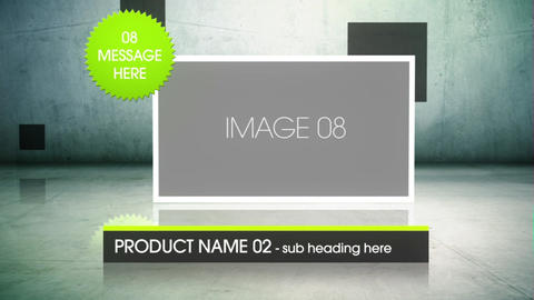 Digital Chamber After Effects Template