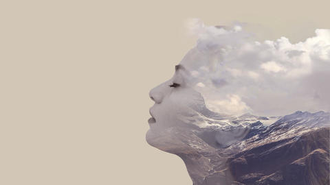 Double exposure effects for women Image