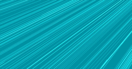 Blue Abstract Straight Lines Background as a Future Concept Live Action