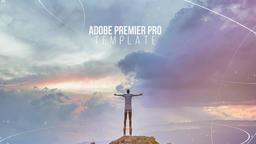 Stylish Parallax Slideshow Premiere Proテンプレート