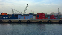 Port of Haydarpasa Time Lapse Footage