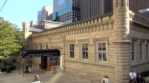 Old Chicago Water House - CHICAGO, ILLINOIS/USA Live Action