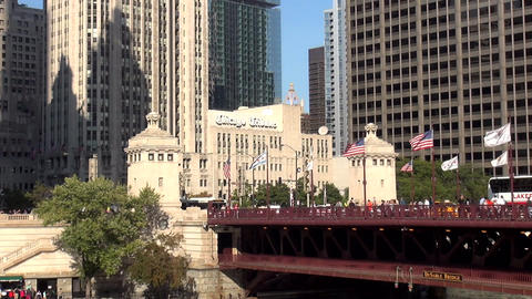 Chicago Tribune - CHICAGO, ILLINOIS/USA Footage