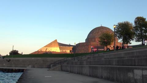 Adler Planetarium Chicago - CHICAGO, ILLINOIS/USA Live Action