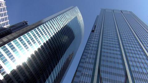 Chicago modern architecture - CHICAGO, ILLINOIS/USA Live Action