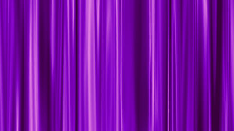 deep purple curtain swaying like theater Stock Video Footage
