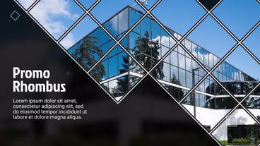 Rhombus Business - Premiere Premiere Pro Template