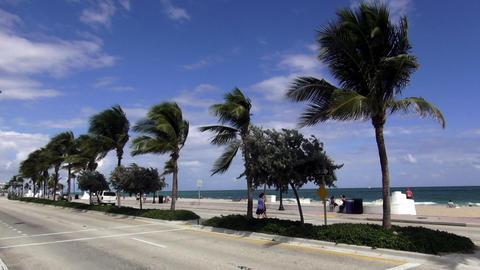 Fort Lauderdale Ocean Boulevard 1A1 – FT.LAUDERDALE, FLORIDA/USA OCTOBER 22, 2 Live Action