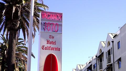 Hotel California Santa Monica – LOS ANGELES, CALIFORNIA NOVEMBER 8,2012 Live Action