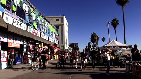Venice beach California – LOS ANGELES, CALIFORNIA NOVEMBER 8,2012 Live Action