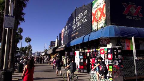Venice Beach Los Angeles – LOS ANGELES, CALIFORNIA NOVEMBER 8,2012 Live Action