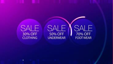 Retail & Clothing Sale After Effects Project