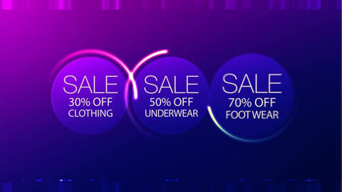Retail & Clothing Sale After Effects Template