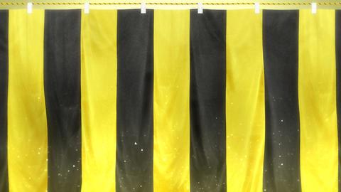 20180123 maku front black-yellow PJ 애니메이션