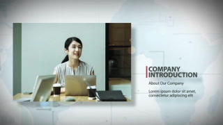 Corporate Promo After Effectsテンプレート