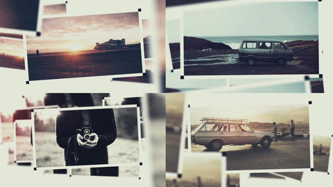 Fantastic Pictures Slideshow After Effects Template