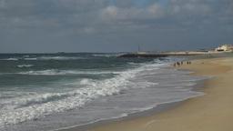 PORTUGAL Aveiro Costa Nova Timelapse 4k Footage