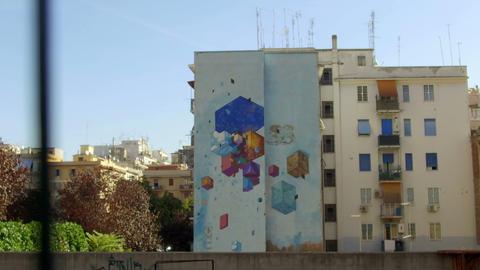 street art, Rome Image