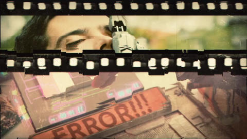 Dynamic Film Opener After Effects Template