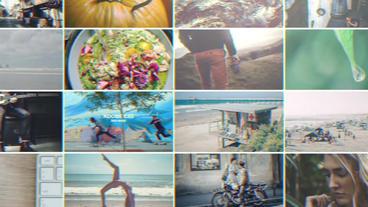 Photo Slideshow 애프터 이펙트 템플릿