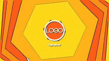 Logo Opener 애프터 이펙트 템플릿