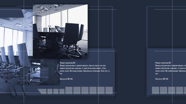 Business Promo After Effects Template