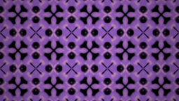 Purple Kaleidoscope Animation