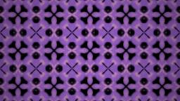 Purple Kaleidoscope Animation
