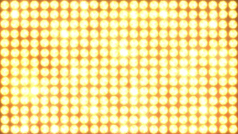 The wall of light, simple horizontal ignition Animación