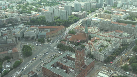Germany, Berlin, view of the city Footage