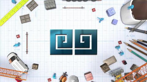 Logo Contruct Premiere Pro Template