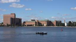 USA Virginia Norfolk Naval Medical Center Portsmouth from far 画像