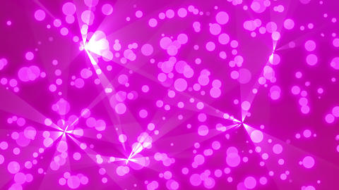 purple particle background loopable Animation