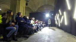 Ukrainian Fashion Week FW18-19: collection by ELENAREVA Footage