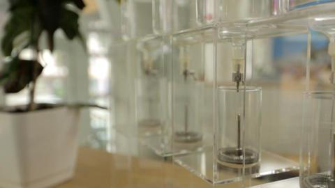 Glass Coffee Pots Tea Footage