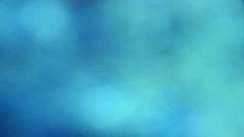 Abstract blur background of blue water glitter Footage