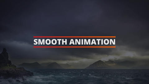 New Colorful Titles Premiere Pro Template