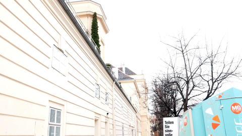 VIENNA, AUSTRIA - AUGUST 08, 2015: Mumok (Museum Moderner Kunst) Or Museum of 画像