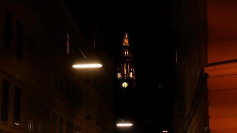 Christmas lights, Vienna 画像