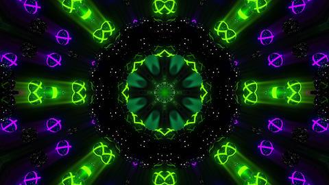 Kaleidospheres VJ Loop 12 Animation