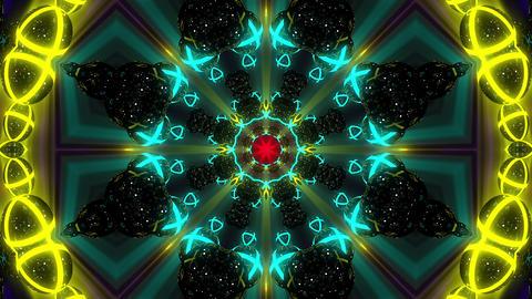 Kaleidospheres VJ Loop 43 Animation