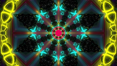 Kaleidospheres VJ Loop 47 Animation