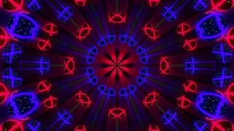 Kaleidospheres VJ Loop 57 Animation