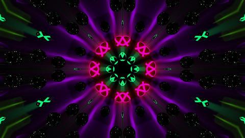 Kaleidospheres VJ Loop 80 Animation