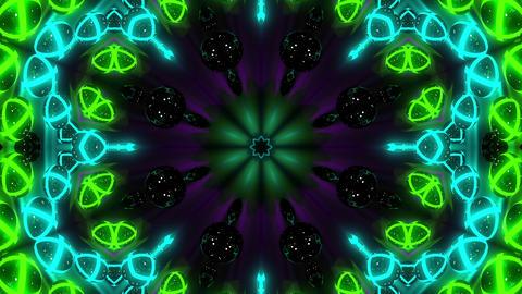 Kaleidospheres VJ Loop 91 Animation