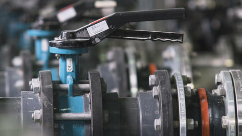 Equipment in Company for Oil Equipping Repairing Footage