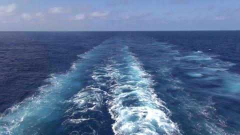 Cruise / Kreuzfahrt stock footage