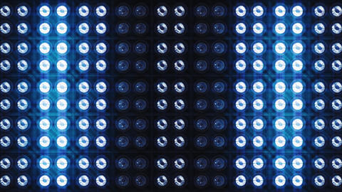 Led light DJ background Animation